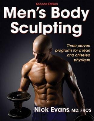 Men's body sculpting nick evans