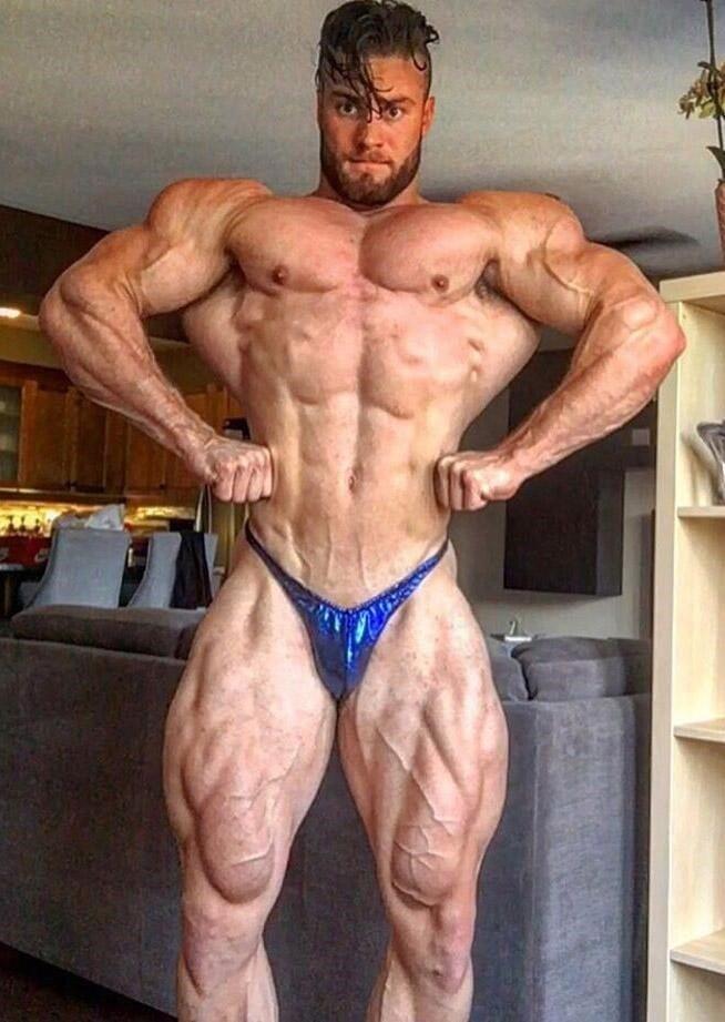 Chris Bumstead Diet