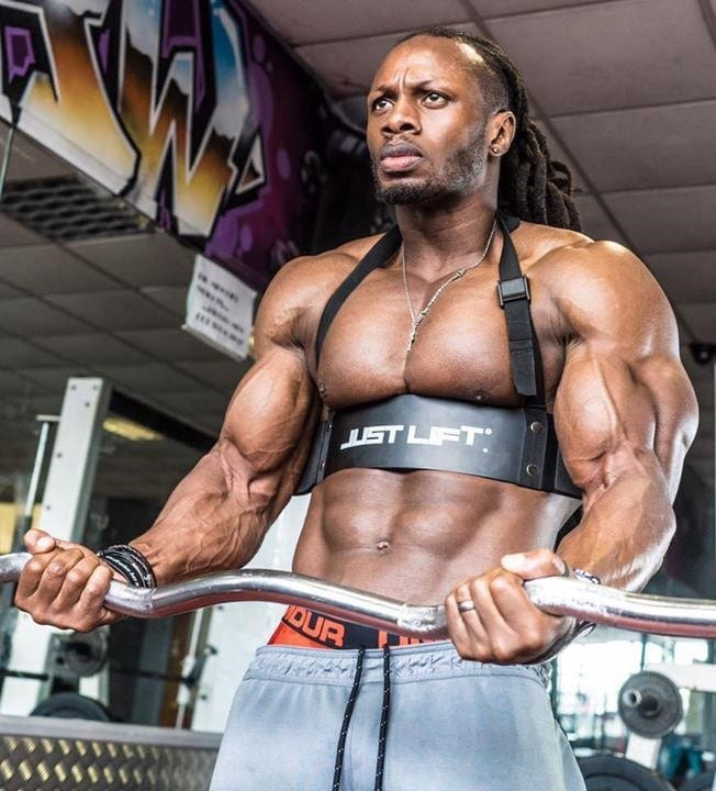 Is Ulisses Jr on Steroids