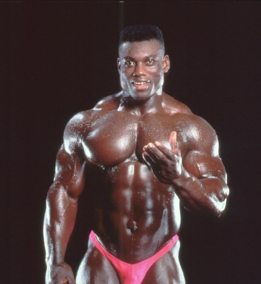 Was Victor Richards on Steroids