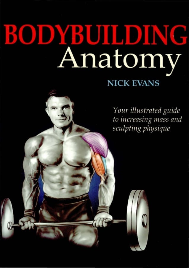 bodybuilding anatomy nick evans