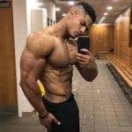 crazy pump with prefierce pre-workout