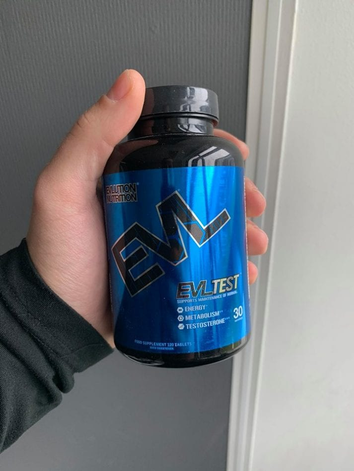 Evltest testosterone booster