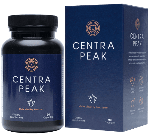 centra peak testosterone booster