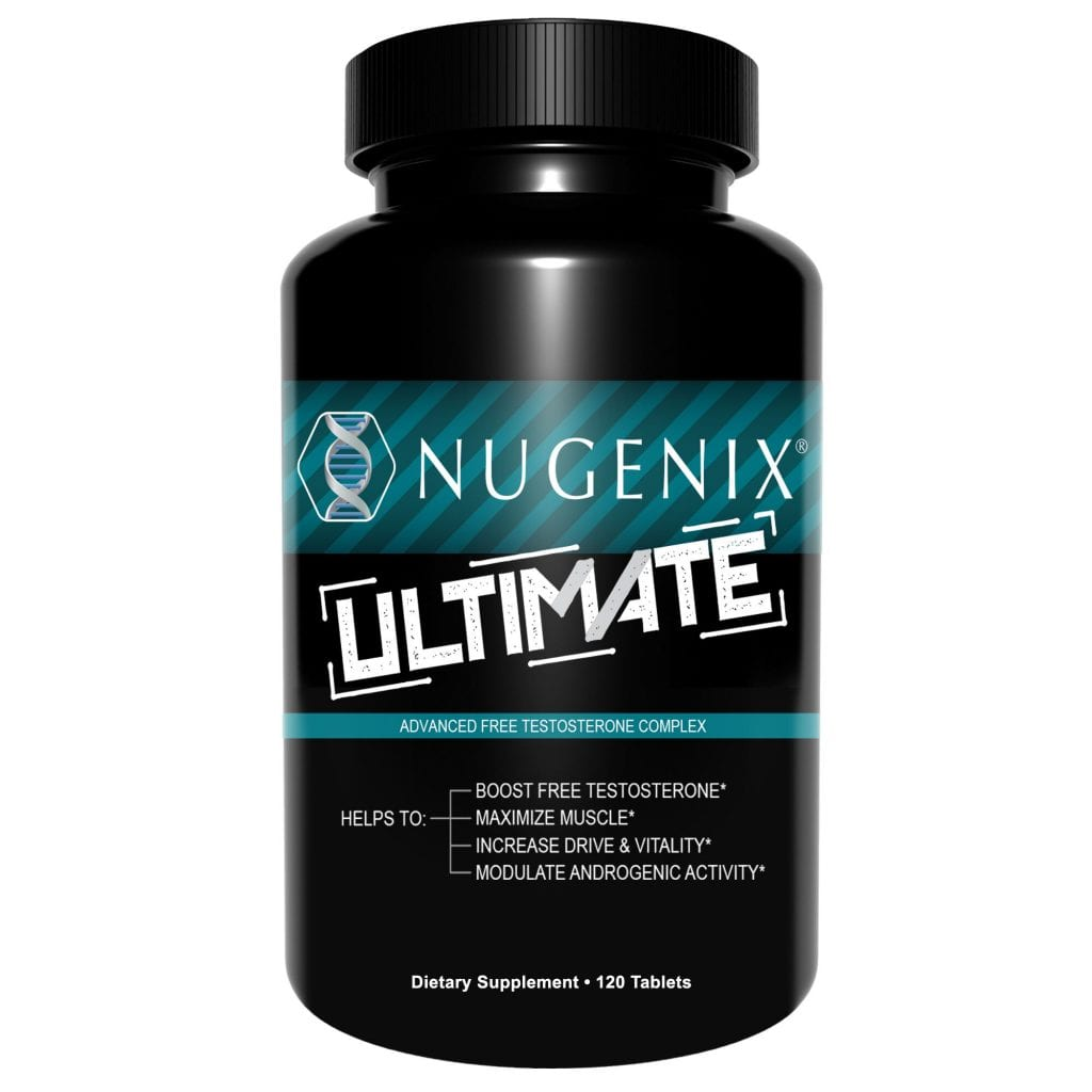 nugenix ultimate testosterone booster