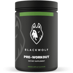 blackwolf pre workout