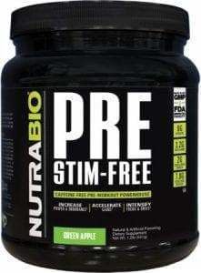 nutrabio stim free