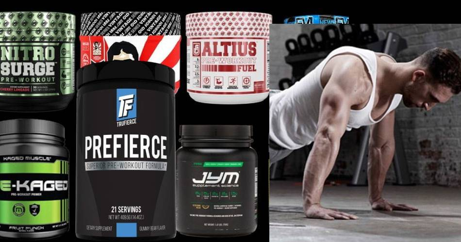 best pre workout for home workouts