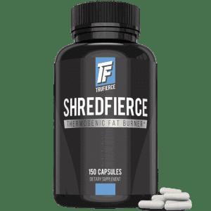 shredfierce fat burner for men over 50