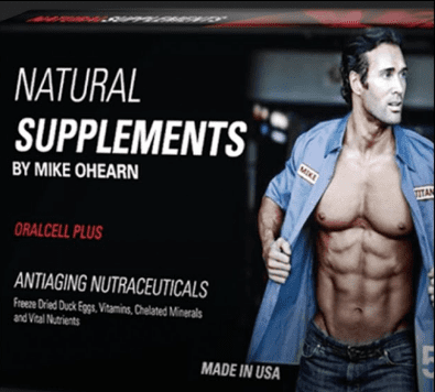 mike o hearn duck egg supplement