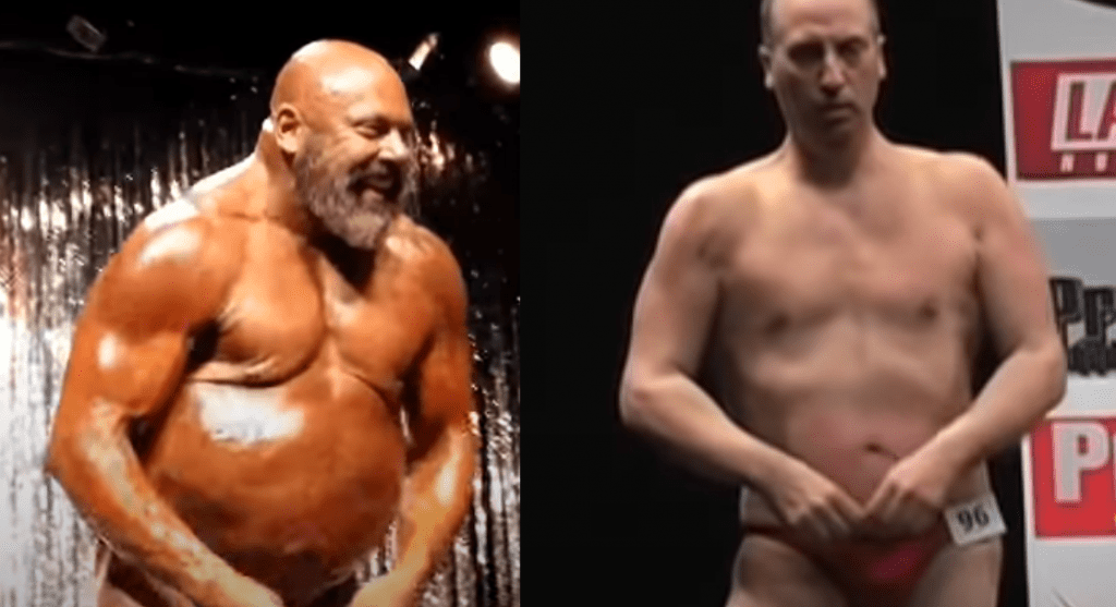 terrible bodybuilding competitors