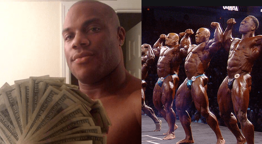 how much money can you make from bodybuilding