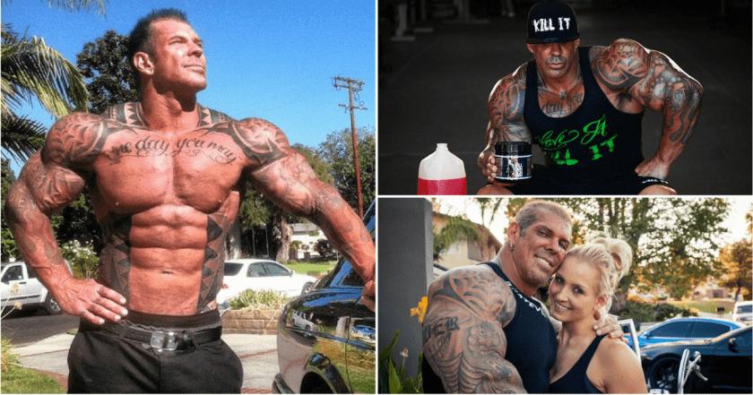 Rich piana bodybuilder