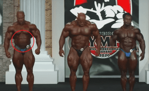 mr olympia 2020 pre judging