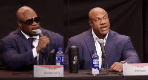 mr olympia 2020 press conference