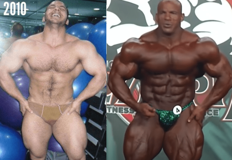 Big ramy transformation