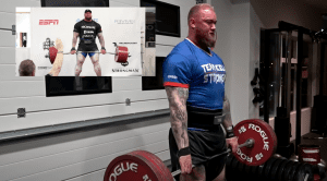 hafthor bjornsson teaches the deadlift
