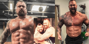 hafthor calls eddie hall out