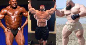 top 5 most unconventional lifters