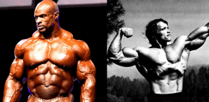 Ronnie coleman opinion on arnold