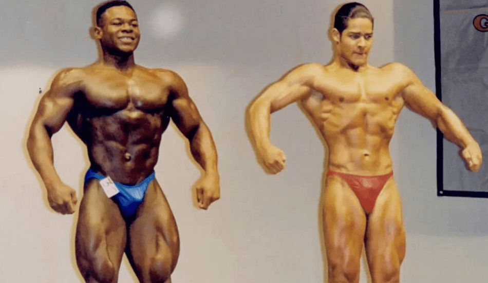 kai greene's first bodybuilding competition