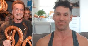 Greg doucette roasts arnolds diet