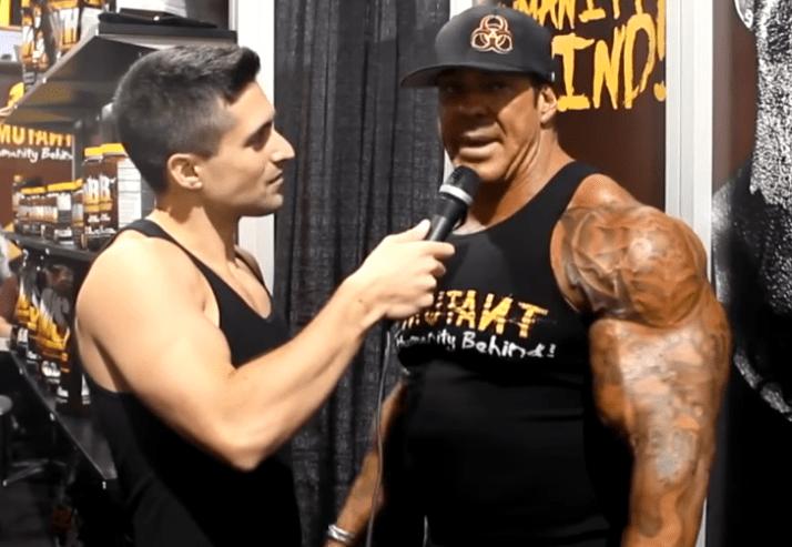 Rich Piana first interview