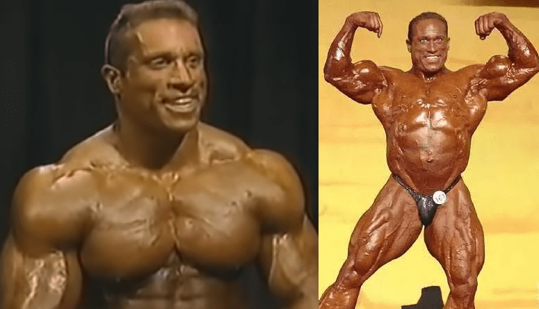 dave palumbo competitive bodybuilder