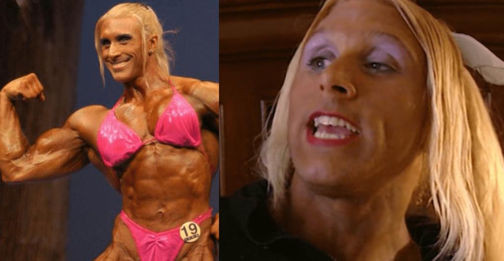 maria argentinan bodybuilder
