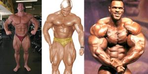 biggest bodybuilders that didn't win mr. Olympia