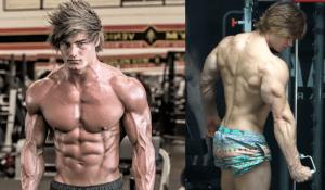 natural bodybuilder jeff seid