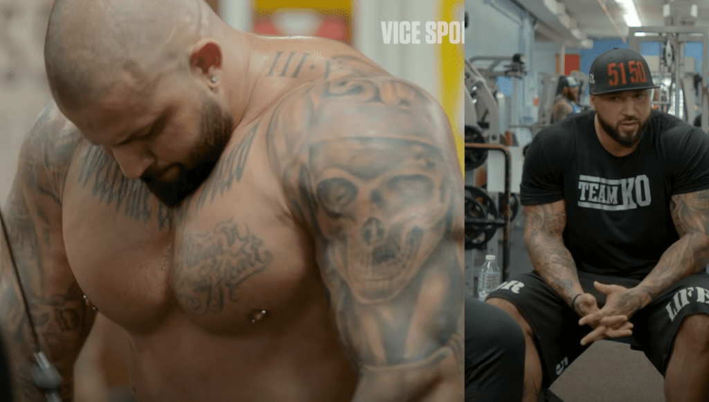 steroid short film